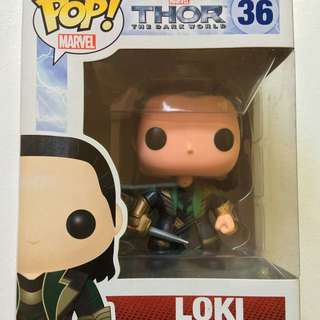 Marvel Funko POP Loki