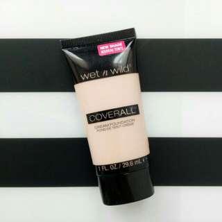 Wet n Wild - Coverall Cream Foundation (Shade E815 - Fair)
