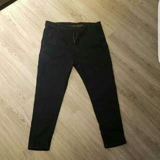 Fat Man Jeans Korean Style