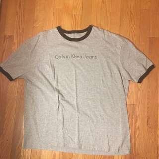 Calvin Klein Jeans logo - T-Shirt