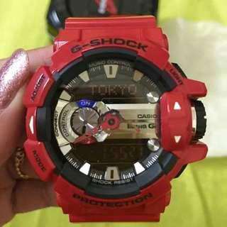 Gshock Bluetooth