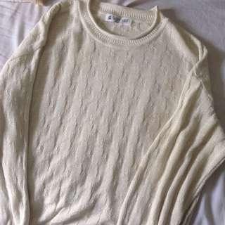 Oversized Sweater Knit