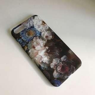 Oil Paint iPhone 7 Phone Case