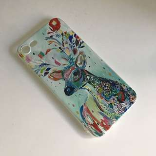 Colourful Deer iPhone 7 Phone Case