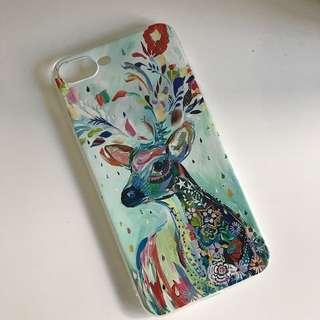 Colourful Deer iPhone 7 Plus Phone Case