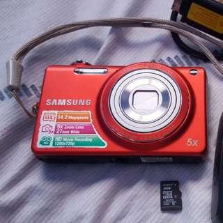 Samsung Camera 14.2 Megapixel