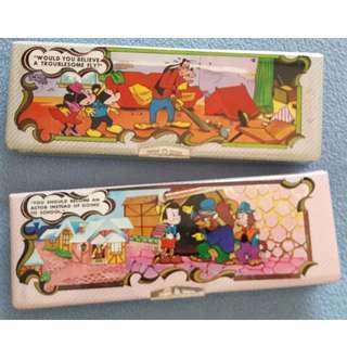 Disney pencil case (6 pcs per order - old stock)
