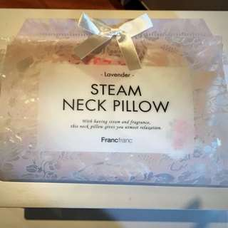 Francfranc Steam Neck Pillow