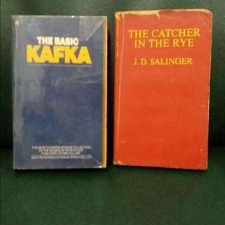 The Basic Kafka And The Catcher In The Rye