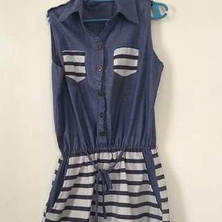 Jean dresses Sailor