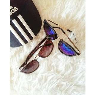 Sunglasses Bundle (Tory Burch And Indigo Sunglasses)