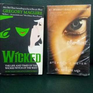 Wicked And The Host