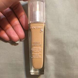 NEW PRICE Lancome Foundation 320 bisque