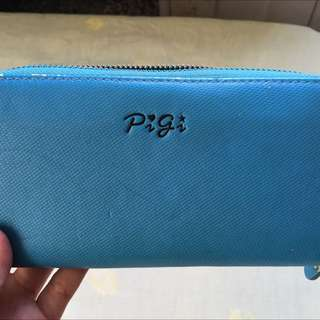 Pigi長夾藍色