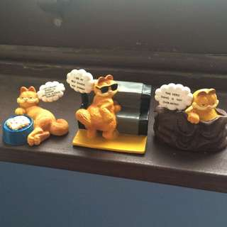 Garfield Collectables LIMITED EDITION