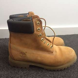"Timberland Icon 6"" Premium Boots"