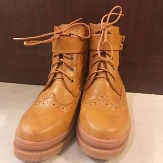 質感好靴24.5