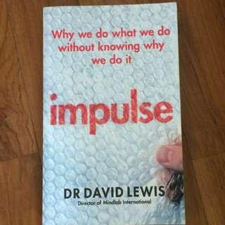 Impulse By Dr David Lewis