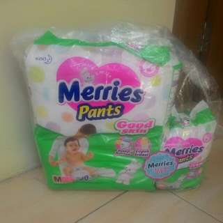 Merries Good Skin Pants