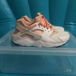 Nike Air Huarache Rose Pink US 6Y