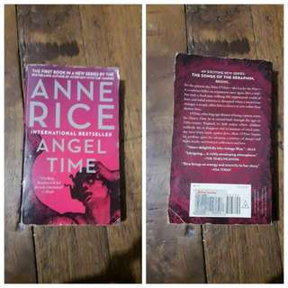 Anne Rice's Angel Time