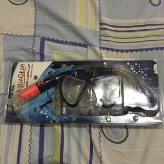 Aqua Geat Mask & Snorkel Set