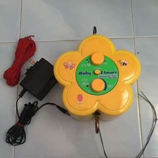 Baby Electronic cradle