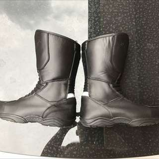 Mtech Waterproof Motorbike Boots Eu 42