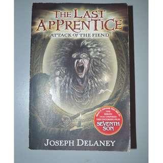 Attack of the Fiend (The Last Apprentice)