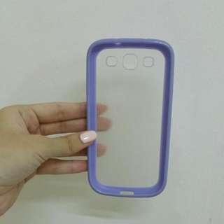 Samsung S3 Purple Case
