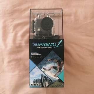 Supremo 1 Wifi Action Camera