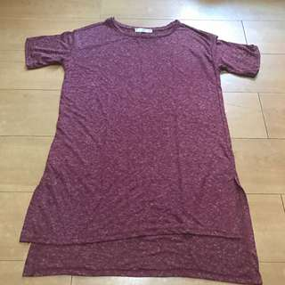 Tshirt Dress (Mango)