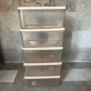 Clear Boxes For Shoes Or General Items