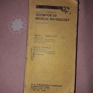 Guyton's Textbook of Medical Physiology Summary