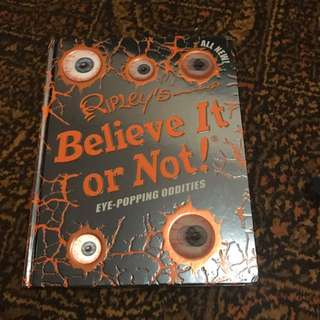 Ripley's Believe It Or Not 12th Edition