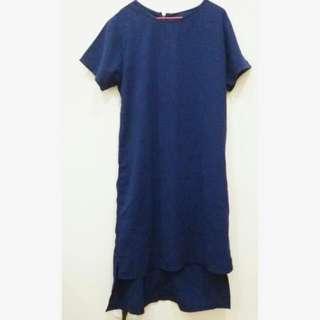 HiLo Navy Dress
