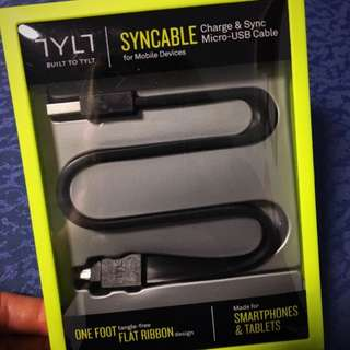 MICRO USB CABLE TYLT