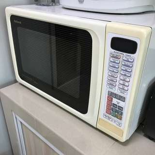 National Microwave/convection Oven