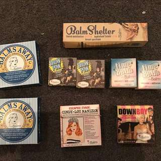 The Balm Products