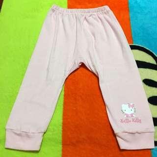 Auth Sanrio Pink Hello Kitty Pajamas