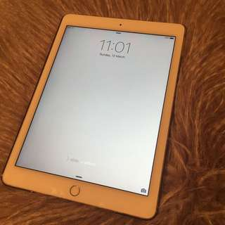 IPAD AIR 2 GOLD 64GB