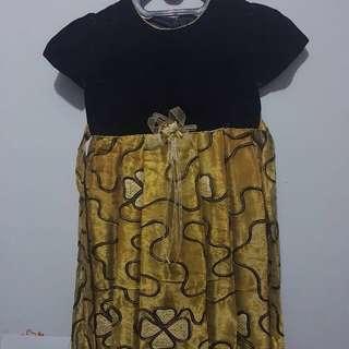 Preloved Baloon Dress