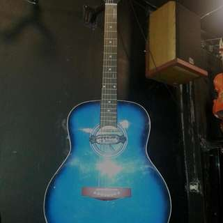 Junior Guitar With Pick-up