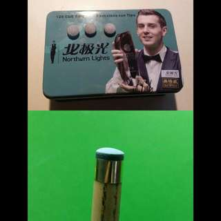MARK SELBY SNOOKER CUE TIPS FOR SALE!
