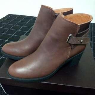 SCONA全新真皮短靴 含運