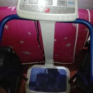 Exerciser Machine