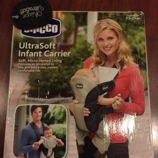 Chicco UltraSoft 2-way Infant Carrier