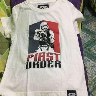 Star Wars Tshirt For Boys/kids