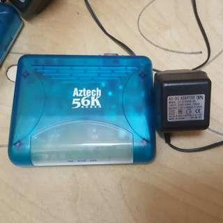 Aztech 56K Modem