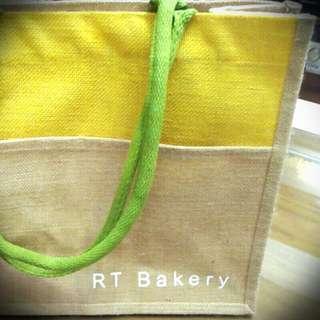 RT Bakery_時尚購物_野餐袋_全新_不含運(內容請參考圖片)